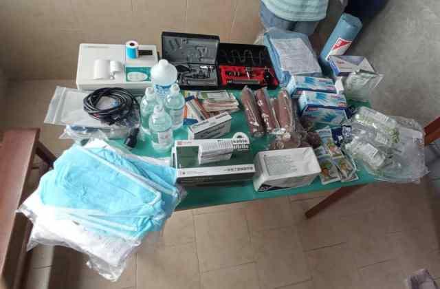 El ambulatorio de El Yaque cuenta con equipamiento para atender a los habitantes de esa comunidad costera
