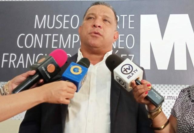 El gobernador de Nueva Esparta planteó incluir la cultura en el Plan de Turismo Sostenible