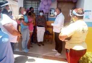 La población de El Yaque cuenta nuevamente con consultorio médico