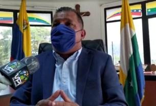 Alfredo Diaz gobernador del estado Nueva Esparta
