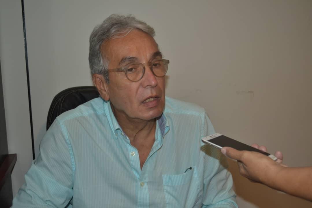 Luis Eduardo Rodríguez, Pdte. Corpotur.