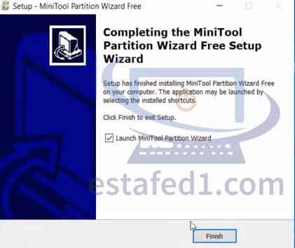 برنامج mimitool partition wizard