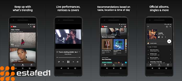 تنزيل تطبيق YouTube Music - Stream Songs & Music Videos
