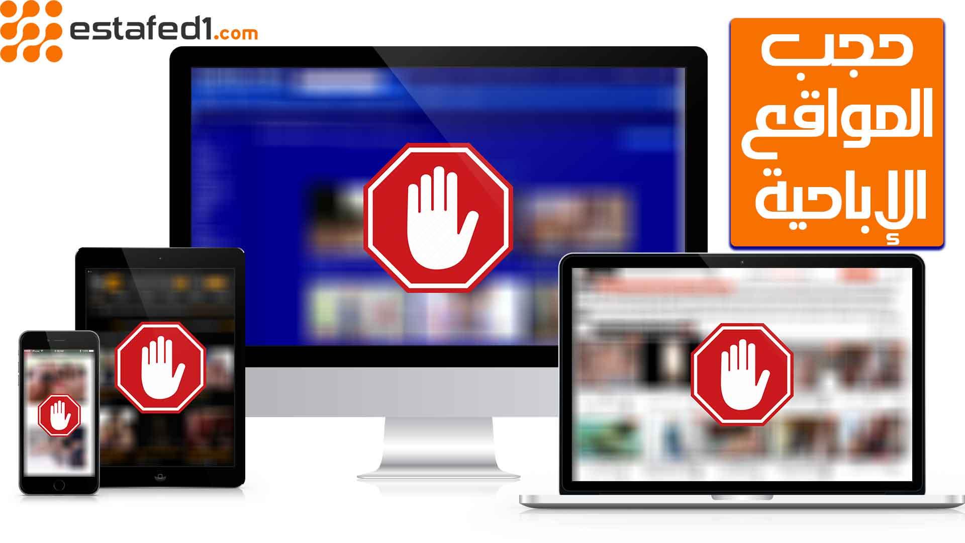 حجب المواقع الإباحية نهائيا من الراوتر بدون برامج Te Data