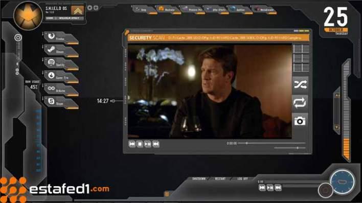 VLC Interface 5