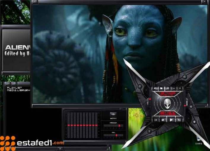 VLC Interface 8