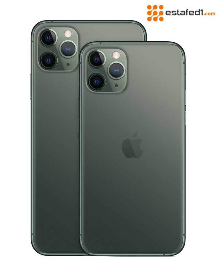 أفضل هواتف الألعاب iphone 11 pro max