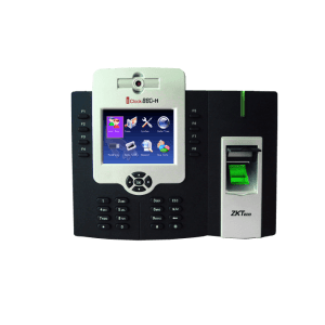 ZKTeco iClock 880, Jovision JVS-N810-YWC H.264 2MP Network Camera