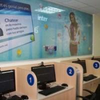 Inter muda sus oficinas comerciales al CCCT