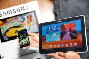 Samsung Galaxy S II y Galaxy Tab 10.1