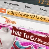 """Venezuela: """"Haz Click"""" para viajar por el catálogo de RS21 y haz lo que quieras"""