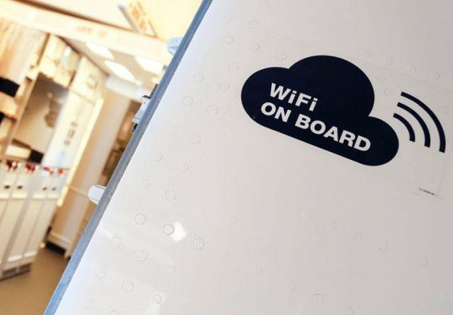 Air France y KLM lanzan Wi-Fi a bordo f