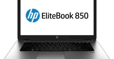 HP Elite Book 850