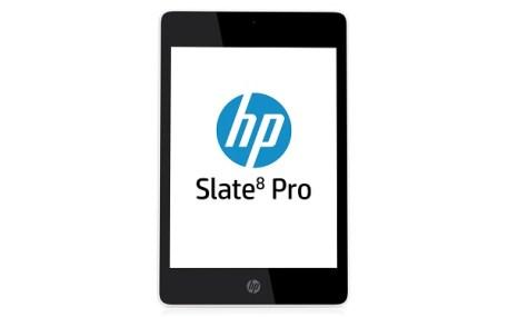 HP Slate8 Pro - Front