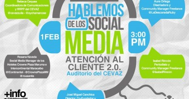 Hablemos de los Social Media
