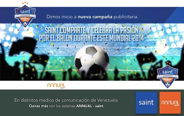 saint campaña 2014