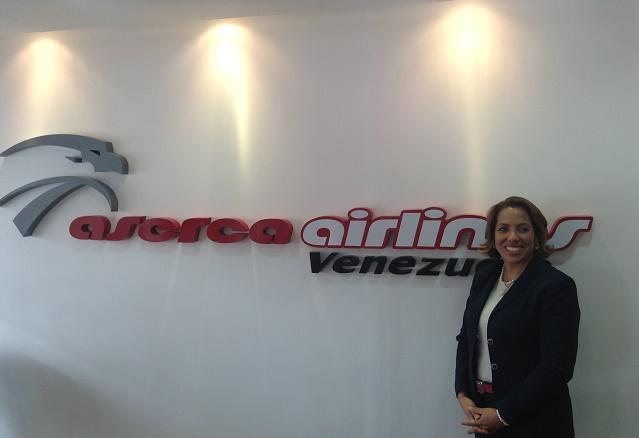 Lenys Toro - Presidente Ejecutivo de Aserca Airlines