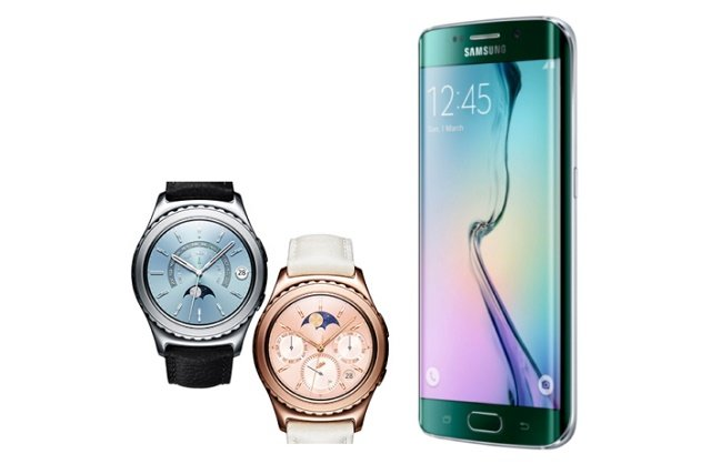 MWC2016_Premios_Samsung Galaxy S6 edge y Gear S2