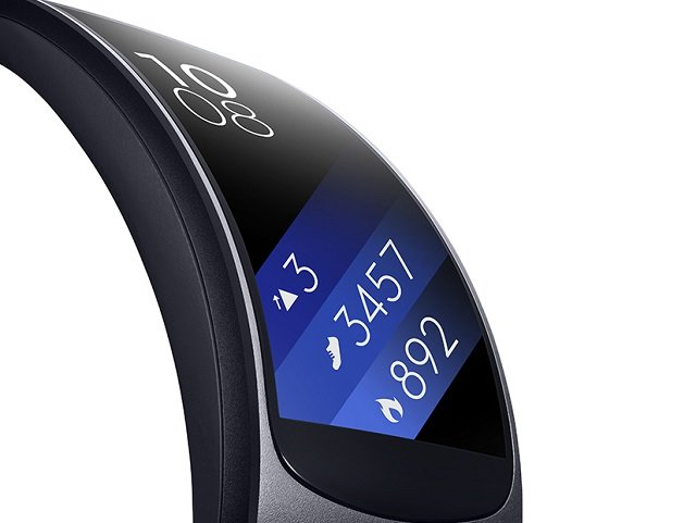 Gear Fit2 Key Visual 2
