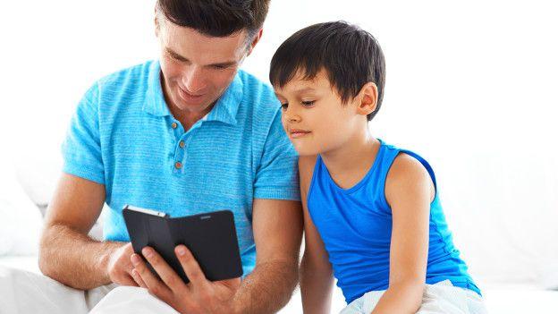 Padres tecnológicos
