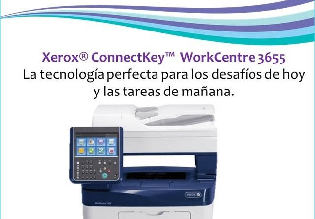 Xerox® ConnectKey™  WorkCentre 3655