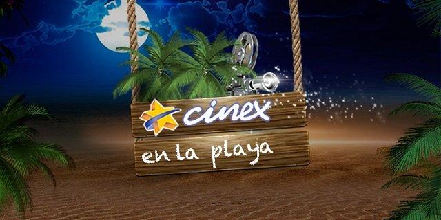 cinex-en-la-playa