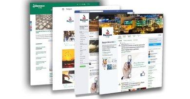 Redes sociales Banesco