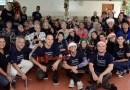 Fundación Telefónica Movistar y la Fundación Rebeldes con Gusto compartieron una comida solidaria con 40 abuelas en Caracas