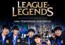 2018: el año histórico de League of Legends