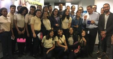 """Marsh Venezuela y Jóvenes Emprendedores de Venezuela realizan su programa """"Socios por un Día"""""""
