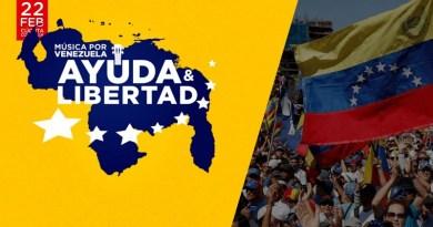 Todo sobre el concierto Venezuela Aid Live