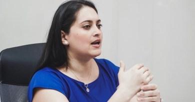 Andrea Cruz nueva Coordinadora Regional de Consecomercio periodo 2019-2021