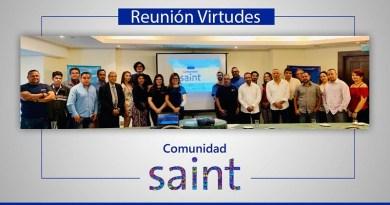 Comunidad Saint se reúne en Maracaibo