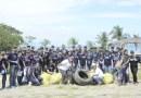 Telefónica | Movistar suma acciones verdes con jornada de limpieza en costas de La Guaira