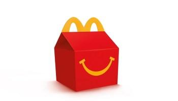 Cajita Feliz McDonald's
