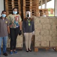 Sumando esfuerzos IVOO dona 200 mil guantes en apoyo a la prevención del COVID-19