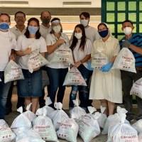 La Montserratina apoya programas de alimentación con productos de alto valor nutritivo