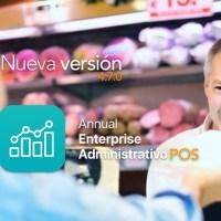 Nuevo Annual Enterprise Administrativo POS de Saint
