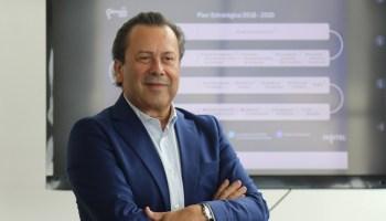 Luis Bernardo Pérez - VP Ejecutivo Digitel