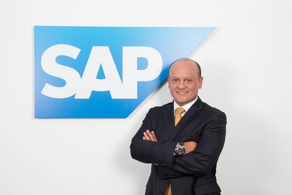 Francisco Reyes Country Manager de SAP Colombia y Ecuador