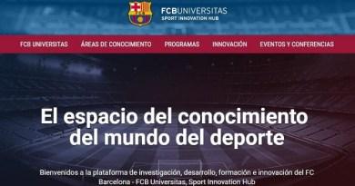 El FC Barcelona lanza su plataforma de capacitación para profesionales deportivos