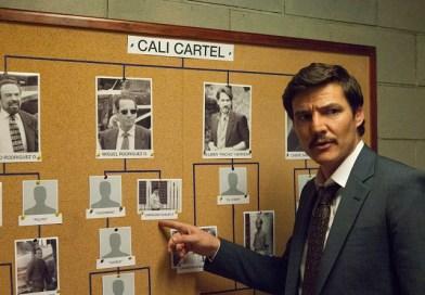 Tercera temporada de Narcos se estrena el 1 de septiembre en Netflix