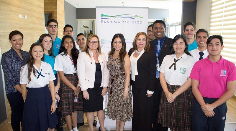 Panamá Pacífico firma convenio con Primera Alianza Escolar Panameña