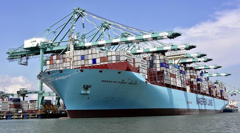 Sus Acelera pMoller Su Transformación Y A Maersk Aumenta H2E9DI