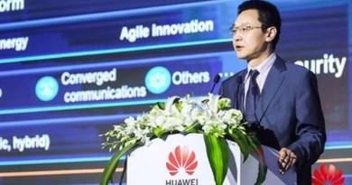 "Huawei habilita las finanzas inteligentes con ""AI+DATA"""