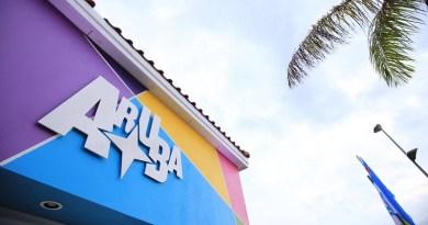 Aruba: El Centro de Información para Visitantes en San Nicolás se renueva