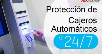 Protección de Cajeros Automáticos 7x24