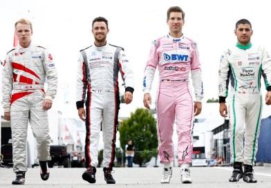 Supercopa Porsche Mobil 1, Preliminares, Rondas 9 + 10, Carrera de Fórmula 1 en Ciudad de México