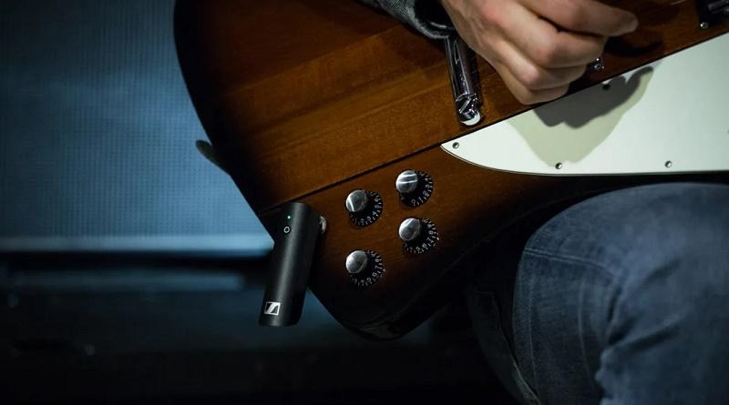 Ya está en latinoamérica el nuevo XSW-D de Sennheiser para guitarristas y bajistas