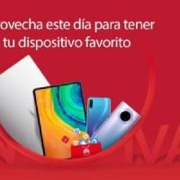 En el segundo Día sin IVA en Colombia,  los usuarios de Huawei verán grandes sorpresas